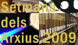 Diada Internacional dels Arxius, 2009